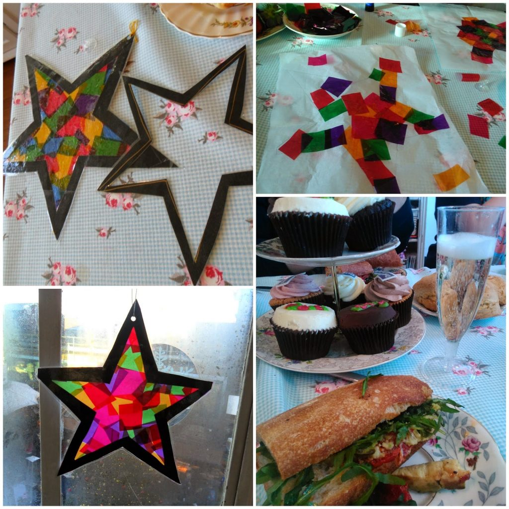 how to make a window star drynites
