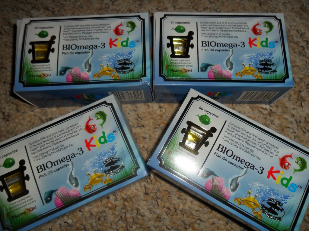 competition to win biomega 3 kids supplement
