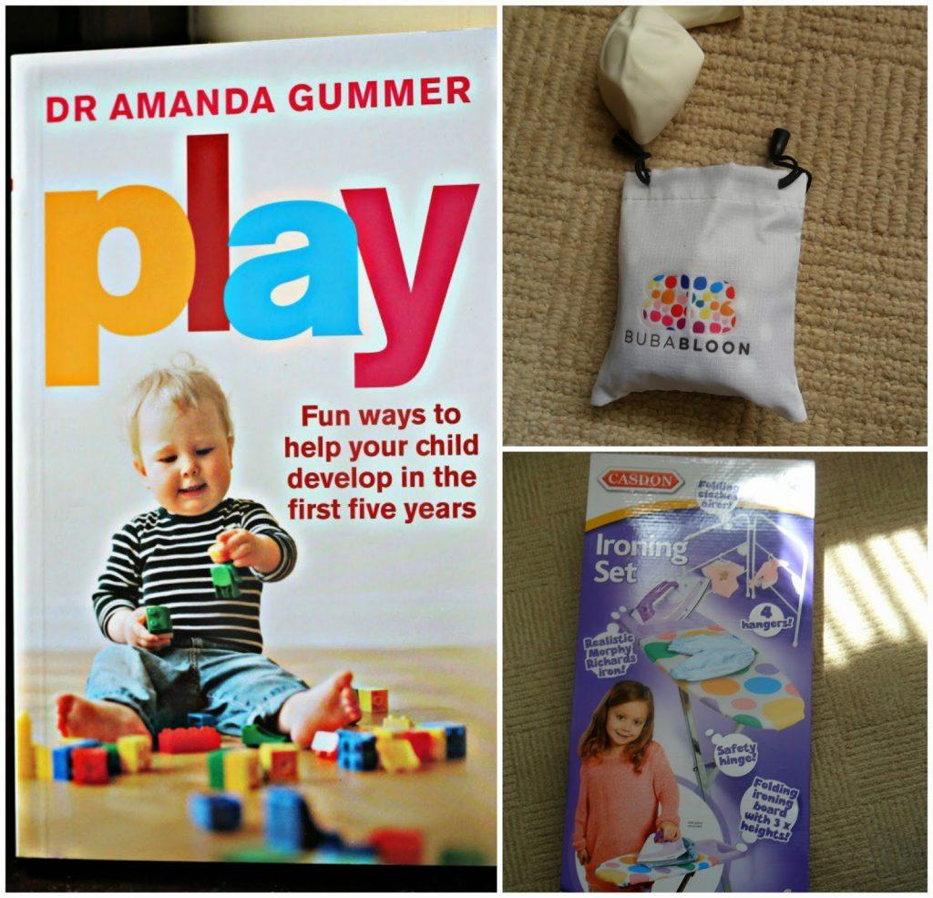 play amanda gummer bubabloon casdon ironing set