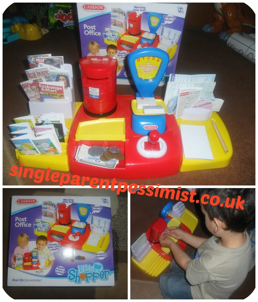 casdon toy post office review
