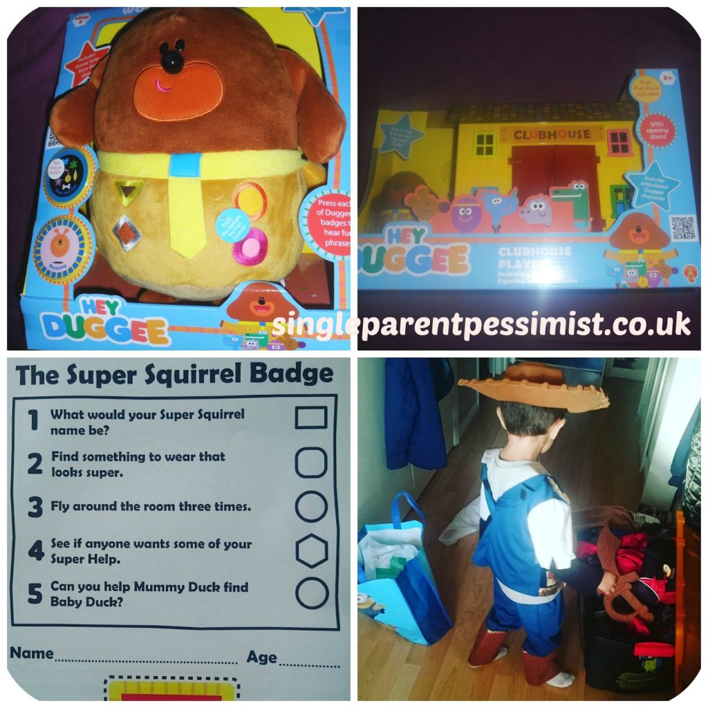 Hey Duggee Soft Toy & Playset Review