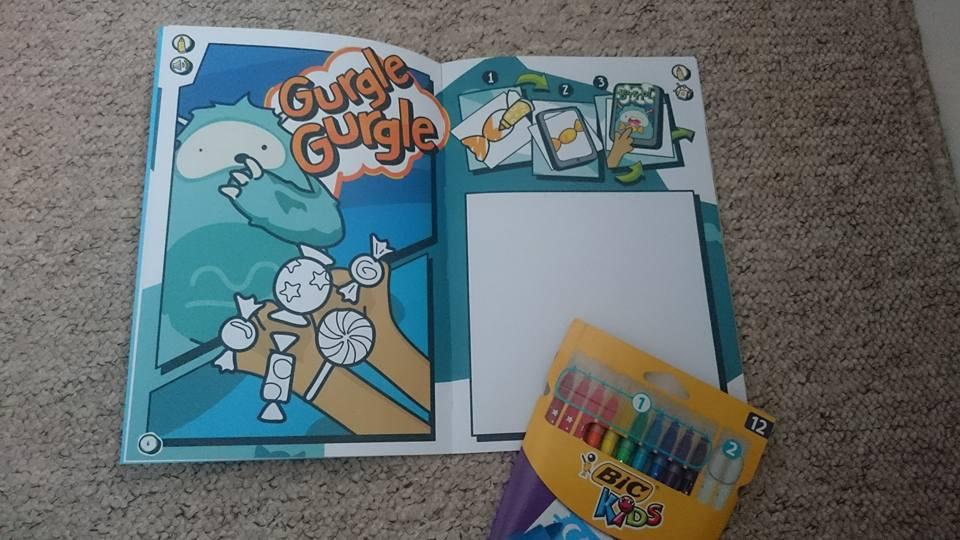 Bic Drawy Book