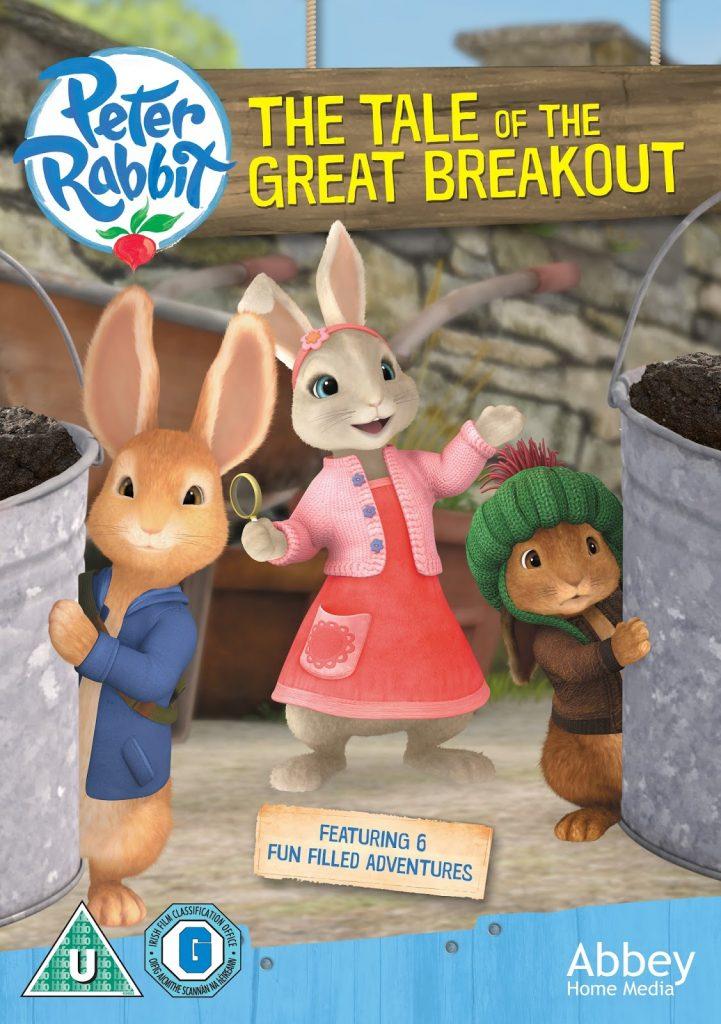 Win a Peter Rabbit DVD
