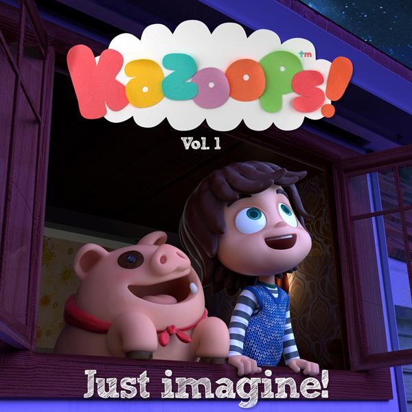 CBeebies' Kazoops Have Released An Album!